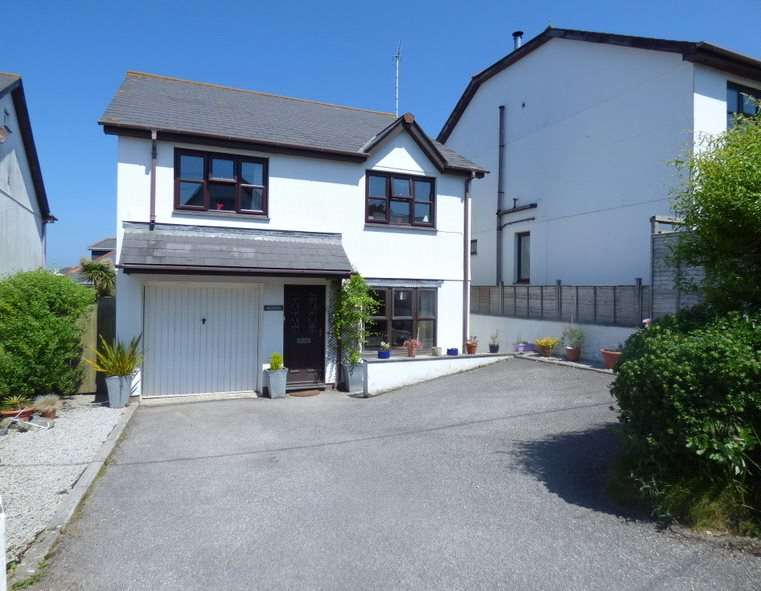 4 Bedrooms Detached House for sale in Sunnyside, Perranporth