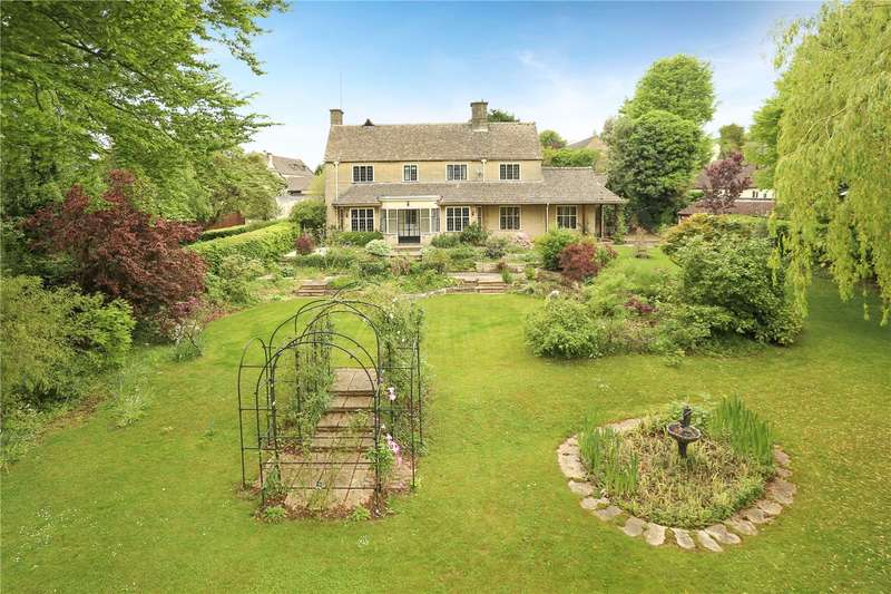 4 Bedrooms Detached House for sale in Gloucester Street, Painswick, Stroud, Gloucestershire, GL6