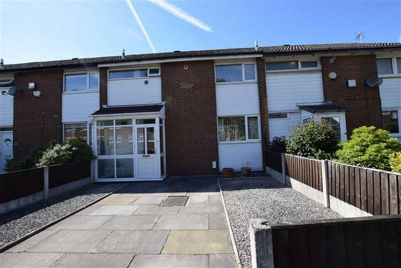 3 Bedrooms Terraced House for sale in York Road, Sale, M33