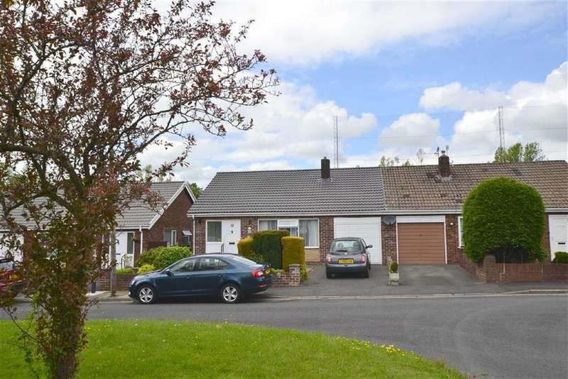 3 Bedrooms Semi Detached Bungalow for sale in Lindale Crescent, Burnley, Lancashire