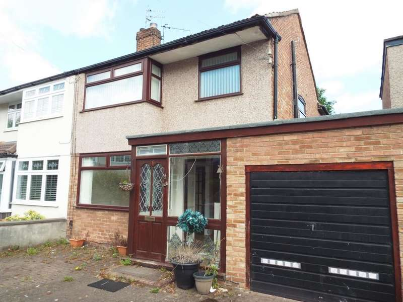 3 Bedrooms Semi Detached House for sale in Ronaldsway, Halewood, L26