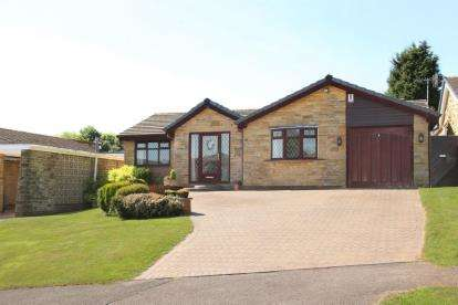 4 Bedrooms Bungalow for sale in Kilburn Road, Dronfield Woodhouse, Derbyshire