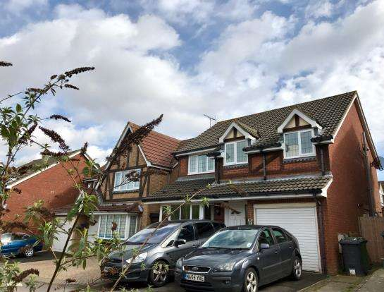 5 Bedrooms Detached House for sale in Hatch Warren, Basingstoke, Hampshire