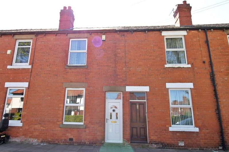 2 Bedrooms Terraced House for sale in Raven Street, Off Greystone Road, Carlisle