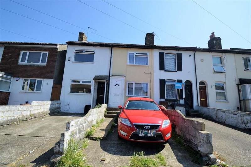 2 Bedrooms House for sale in Gillingham Road, Gillingham