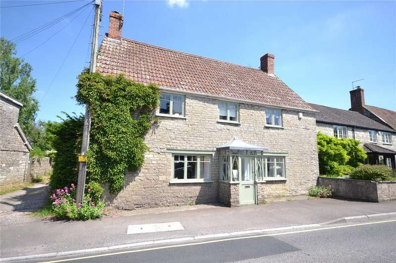 3 Bedrooms End Of Terrace House for sale in High Street, Queen Camel, Yeovil, Somerset