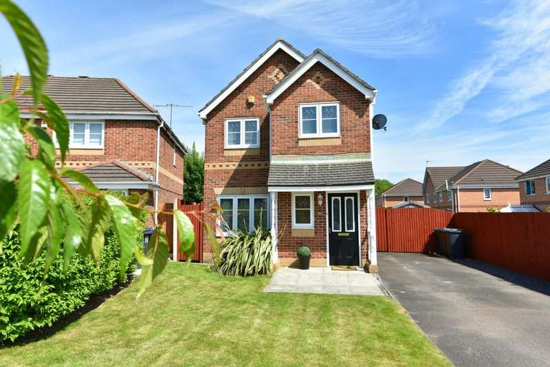 3 Bedrooms Detached House for sale in De-Haviland Way, Skelmersdale