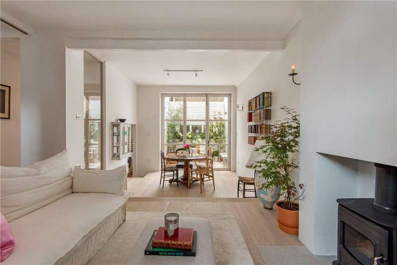 2 Bedrooms Terraced House for sale in Canon Street, Angel, London, N1