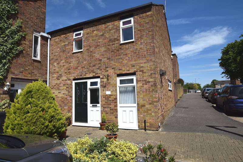 3 Bedrooms End Of Terrace House for sale in Brockles Mead, Harlow, CM19