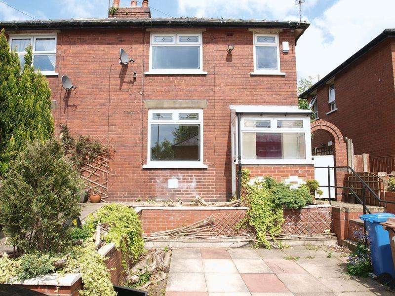 3 Bedrooms Semi Detached House for sale in Westward Ho, Milnrow, OL16 3JX