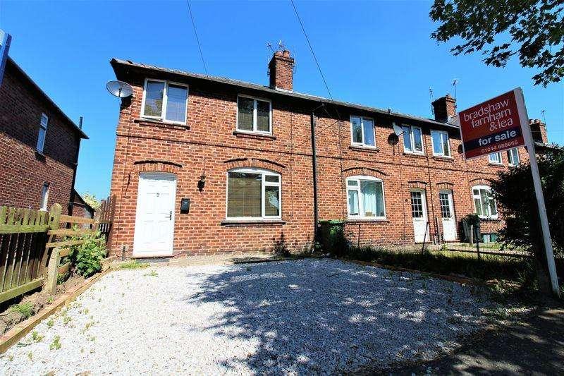 2 Bedrooms End Of Terrace House for sale in Appleyards Lane, Handbridge, Chester