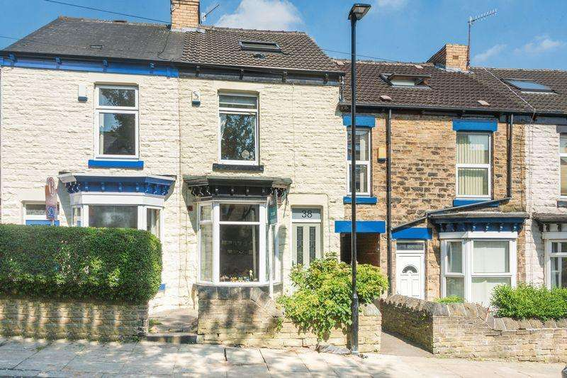 3 Bedrooms Terraced House for sale in Brighton Terrace Road, Crookes, S10 1NU - Beautifully presented throughout
