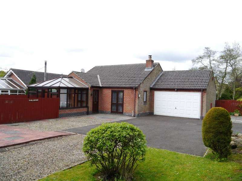 2 Bedrooms Property for sale in Willow Park, Scots Gap, Morpeth