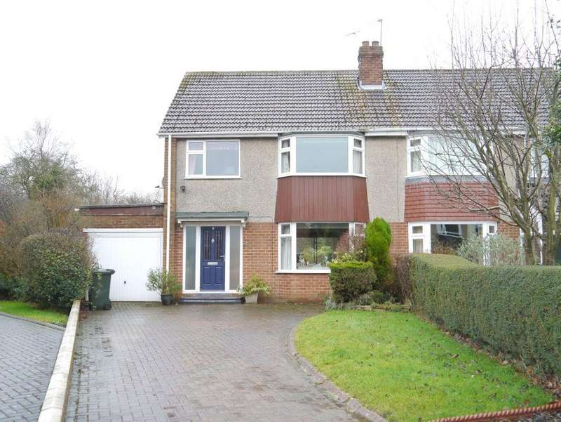 3 Bedrooms Property for sale in The Oval, Woolsington
