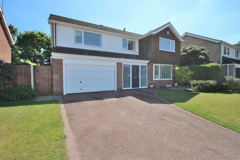 4 Bedrooms Property for sale in Troutbeck Crescent, Bramcote
