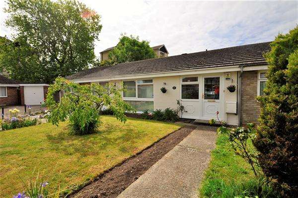 2 Bedrooms Terraced House for sale in ASHFORD TN24