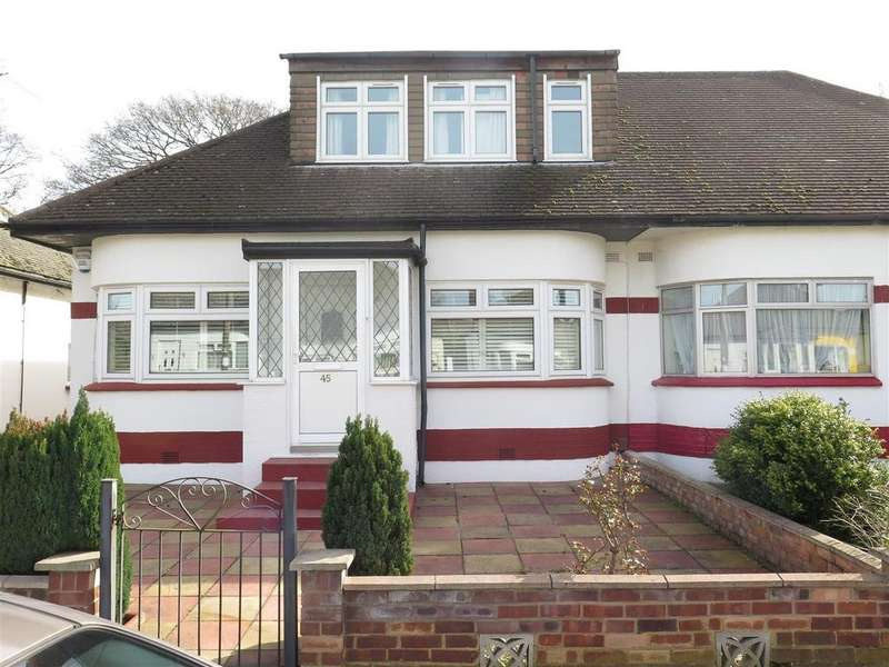 4 Bedrooms Semi Detached House for sale in Rosecroft Gardens, Twickenham