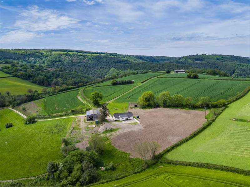 3 Bedrooms Land Commercial for sale in Dunsford, Exeter, Devon, EX6