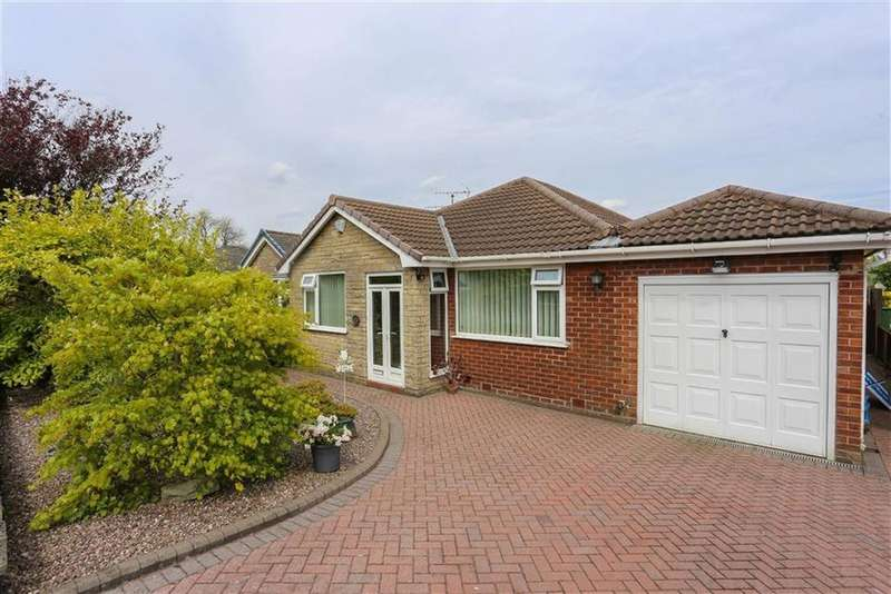 2 Bedrooms Detached Bungalow for sale in Brookdale Avenue, Marple, Cheshire