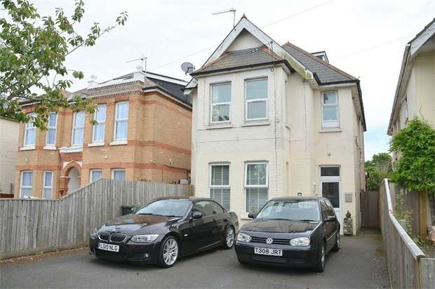 3 Bedrooms Flat for sale in Parkwood Road, Southbourne, Bournemouth