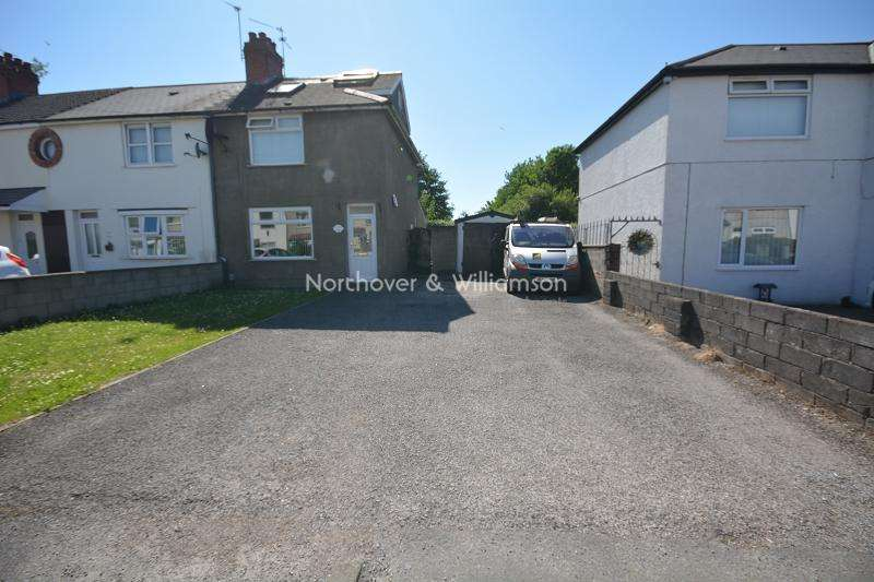 4 Bedrooms Semi Detached House for sale in Skelmuir Road, Tremorfa, Cardiff, Cardiff. CF24