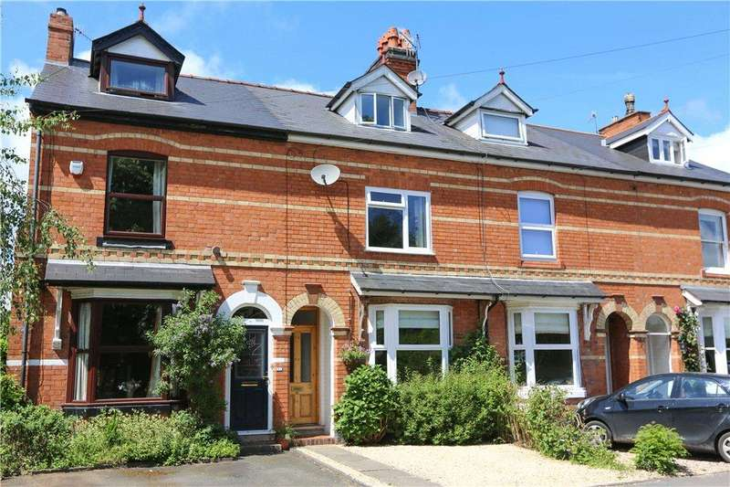 3 Bedrooms Terraced House for sale in Churchfields, Bromsgrove, B61