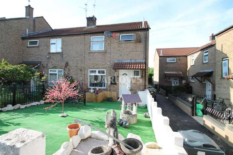 3 Bedrooms End Of Terrace House for sale in Poppyfield Close, St Mellons, Cardiff