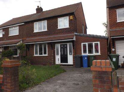 3 Bedrooms Semi Detached House for sale in Epping Road, Denton, Manchester, Greater Manchester