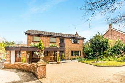 5 Bedrooms Detached House for sale in Chester Road, Hazel Grove, Stockport, Greater Manchester