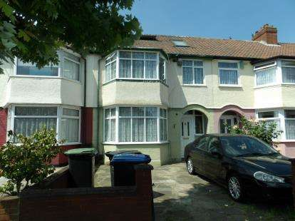 4 Bedrooms Terraced House for sale in Woodstock Crescent, London, Edmonton, London