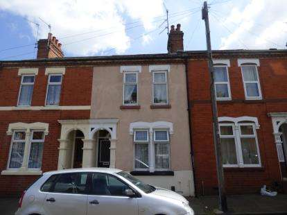 3 Bedrooms Terraced House for sale in Seymour Street, Northampton, Northamptonshire