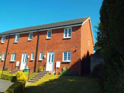 3 Bedrooms End Of Terrace House for sale in Okehampton, Devon, England