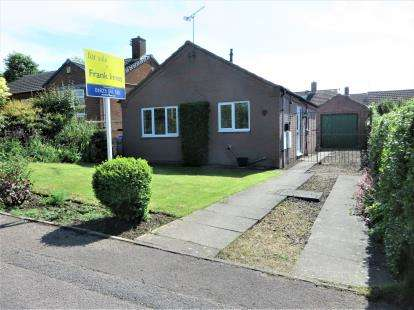 2 Bedrooms Bungalow for sale in Fackley Way, Stanton Hill, Sutton-In-Ashfield