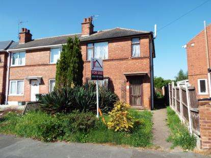 House for sale in Conway Crescent, Carlton, Nottingham, Nottinghamshire