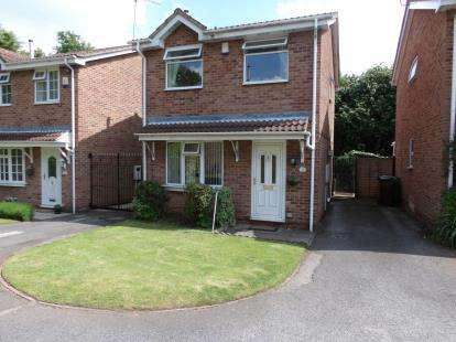 3 Bedrooms Detached House for sale in York Drive, Strelley, Nottinghamshire