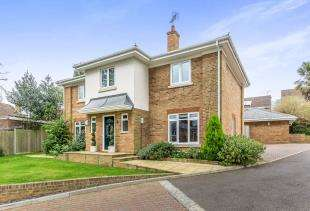 5 Bedrooms Detached House for sale in Providence Park, Penenden Heath, Maidstone, Kent