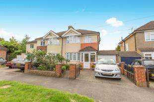 3 Bedrooms Semi Detached House for sale in Shirley Avenue, Redhill, Surrey