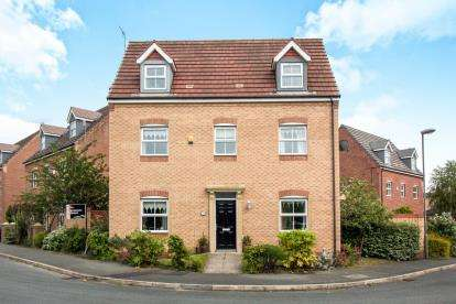 4 Bedrooms Detached House for sale in Swansea Close, Liverpool, Merseyside, ., L19