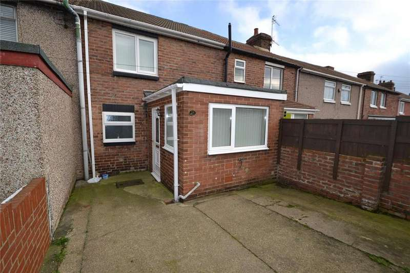 2 Bedrooms Terraced House for sale in Raby Avenue, Easington, Co.Durham, SR8