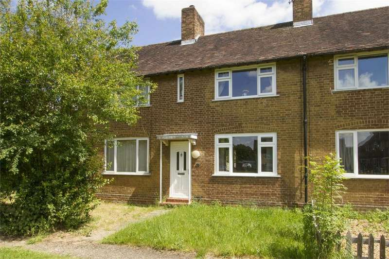 2 Bedrooms Terraced House for sale in Cranwell Road, Watton, Norfolk