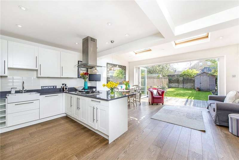 4 Bedrooms House for sale in Magdalen Road, London, SW18