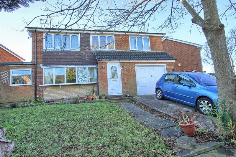 4 Bedrooms Detached House for sale in Gleneagles Road, New Marske