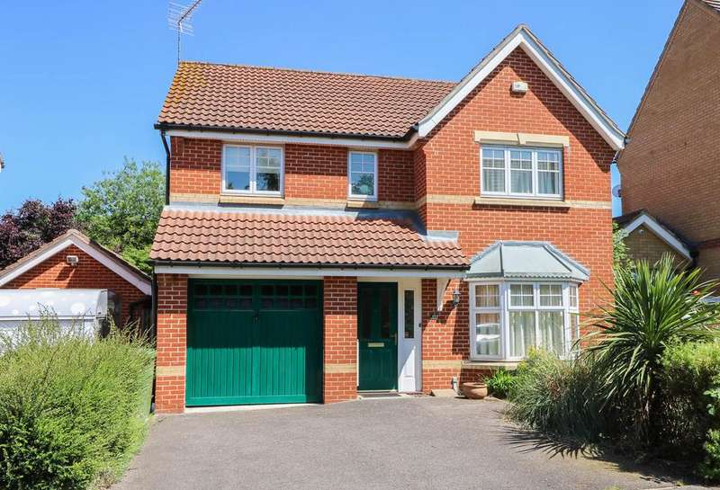 4 Bedrooms Detached House for sale in Regent Drive, Billericay CM12