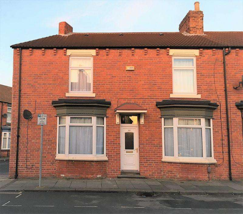 3 Bedrooms Terraced House for sale in Gresham Road, Middlesbrough, TS1 4LS