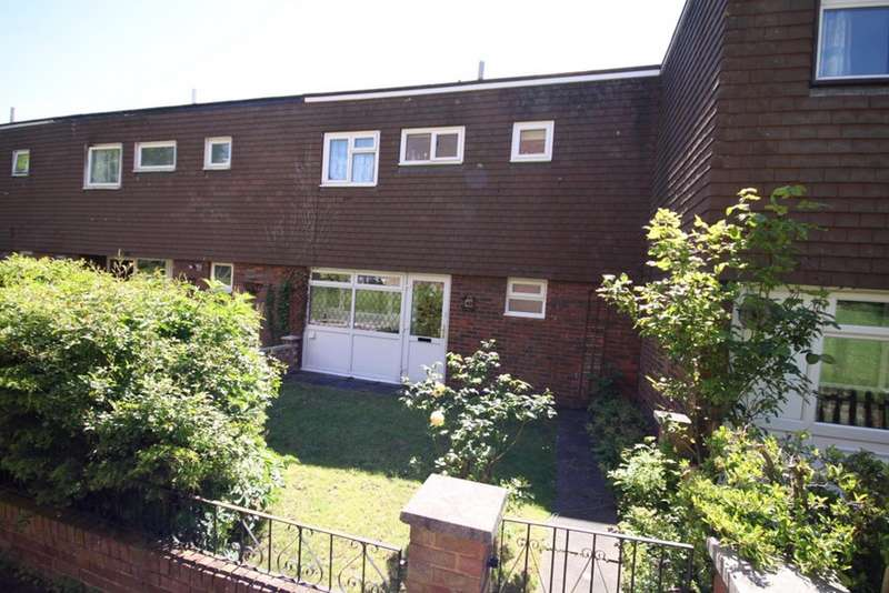 3 Bedrooms Terraced House for sale in Amwell Court, Waltham Abbey, Essex, EN9