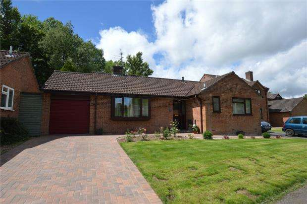 3 Bedrooms Detached Bungalow for sale in Oaklea, Honiton, Devon