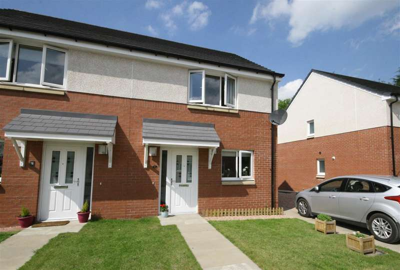 3 Bedrooms Semi Detached House for sale in Lorne Road, Larbert