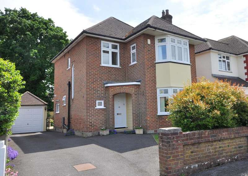3 Bedrooms Detached House for sale in Northbourne