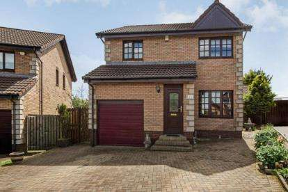 4 Bedrooms Detached House for sale in Beith Drive, Cairnhill, Airdrie