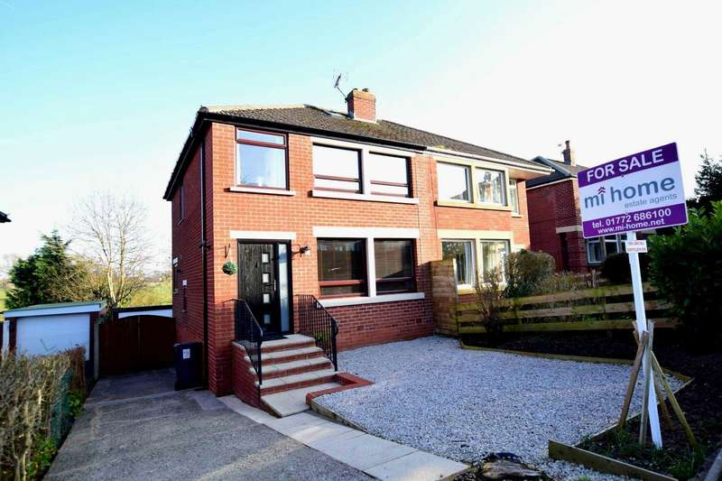 4 Bedrooms Semi Detached House for sale in St. Michaels Road, Kirkham
